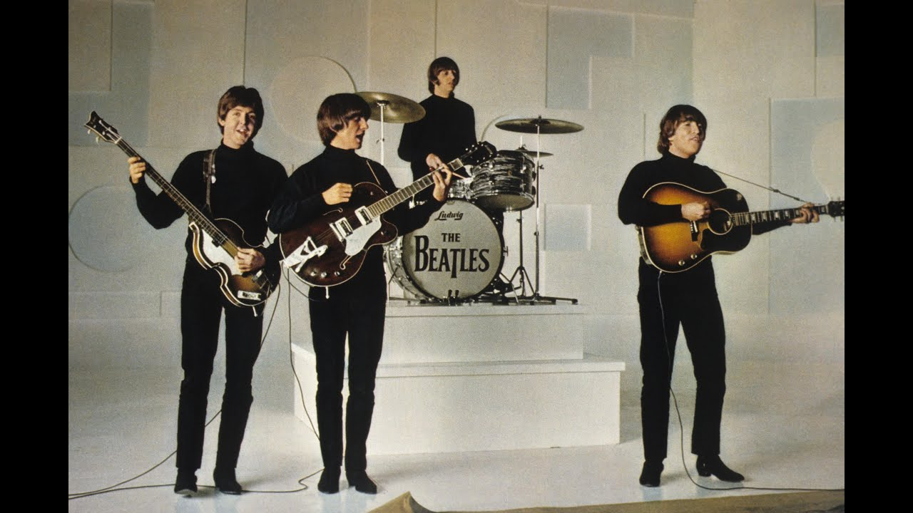 Beatles Help Film Deutsch