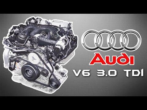 Двигун Audi V6 3.0 TDI