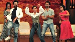 Aamir Khan, Kiran Rao Dance With Sanya Malhotra, Fatima Sana Shaikh