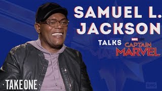 Samuel L. Jackson talks Sgt. Fury and his Howling Commandos