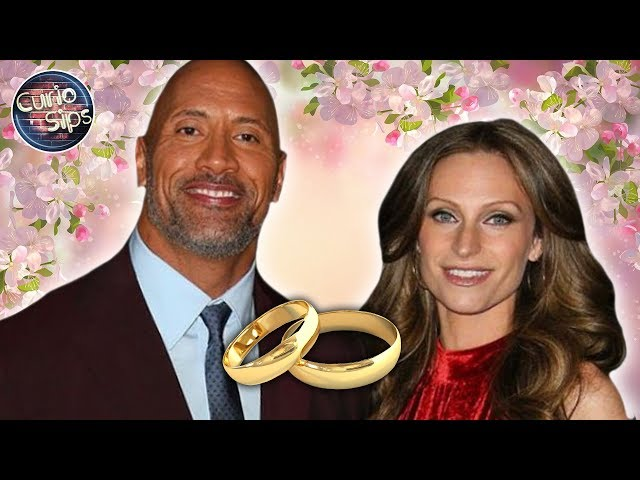 Dwayne Johnson & His Wife\'s Love Story!