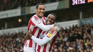 Highlights: Norwich City v Stoke City