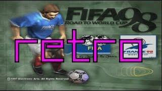 Retro - FIFA RTWC 98