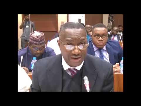 Adeosun Lacks Powers To Suspend Me-Suspended SEC DG