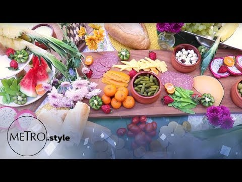 15 Easy Grazing Table Ideas How To Make A Grazing Or Feasting Table