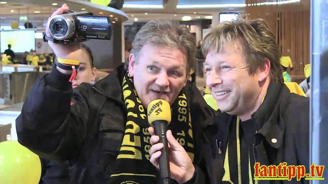 SC Freiburg - Borussia Dortmund 4:1 Fantipps mit Promis von der BVB Kids Club Weihnachtsfeier