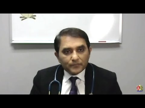 CDC Says Kids Should Wear Masks in Schools - Dr. Naveen Mehrotra - New Jersey