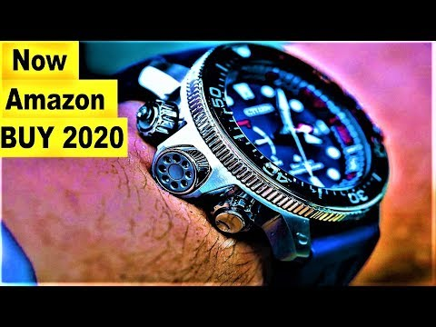 Top 8 Best New Citizen Watches For Men To Buy 2020 From Amazon!