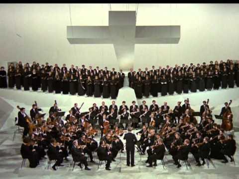 J.S.Bach - Matthäus-Passion - Wir setzen uns mit Tränen nieder