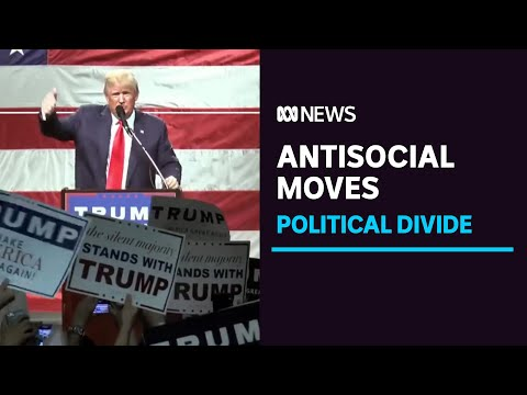 Twitter's decision to ban Donald Trump breaks open political divide in Australia | ABC News