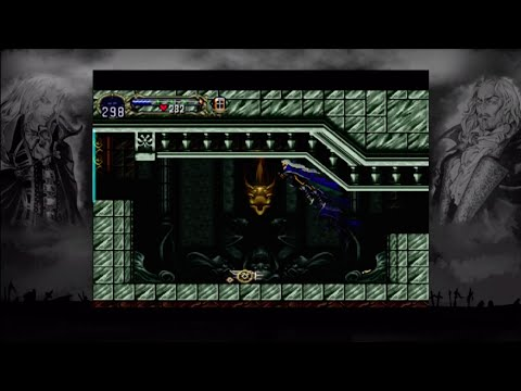 Castlevania Symphony of the Night: Part 14 (Reverse Marble Gallery) [1080 HD]