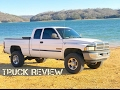 Travis's 2002 Dodge Ram 2500 / Truck Review