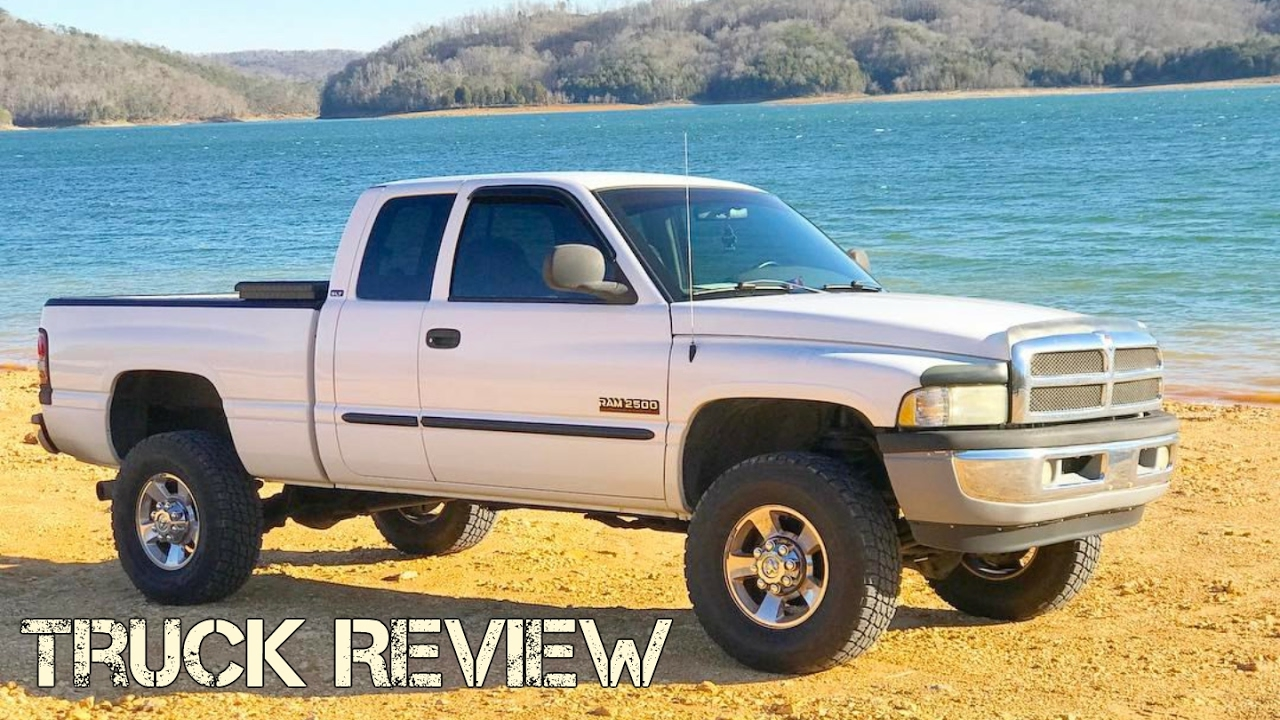 Travis s 2002 dodge ram 2500 truck review
