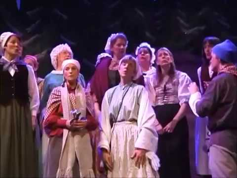 The Christmas Revels: A French Canadian Celebration of the Winter Solstice