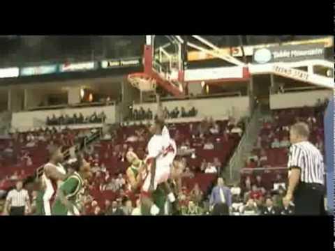 Paul George Highlights - 2010 NBA Draft prospect