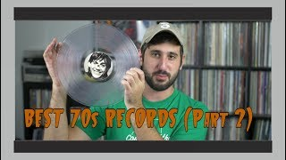 Best Vinyl Records from the 1970s (Part 2)