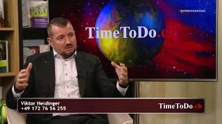 Ganzheitlich wertvoll leben - Viktor Heidinger bei TTD am 04.04.2018