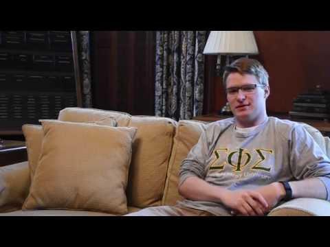 GMercyU Through and Through: Sean Welch '16