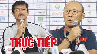 🔴TRỰC TIẾP: Họp báo sau trận đấu U22 Việt Nam vs U22 Indonesia: Thầy Park tức giận bỏ họp báo