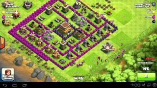 Clash of Clans = Farming 450k 2014 08 31