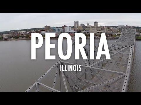 Scenes from Peoria, Illinois