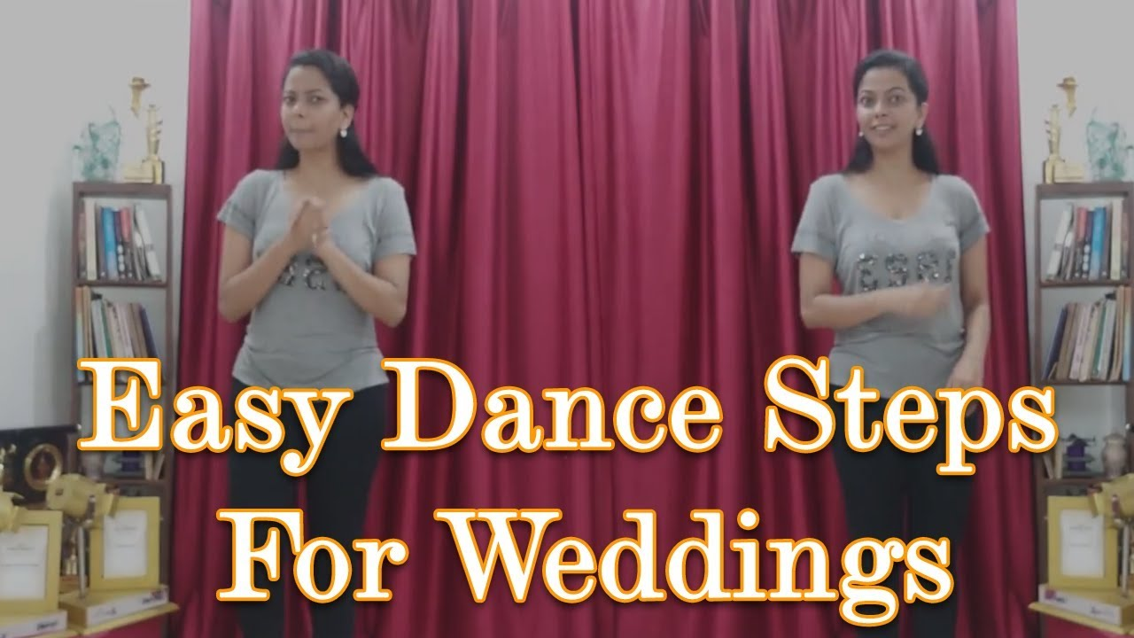 Learn Simple Bollywood Dance Steps For Wedding Parties 2018 Dancing Amrita