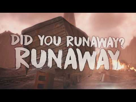 We Are The Empty - Runaway (Official 3D Lyric Video)