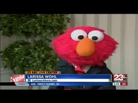 Voice behind Elmo takes leave of absence