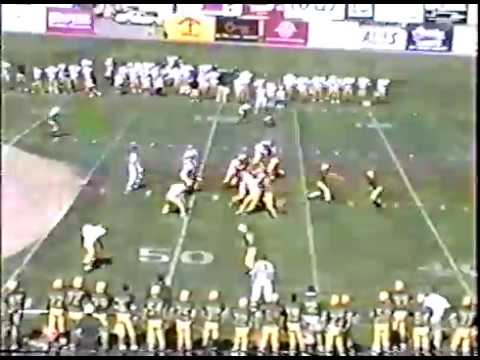 Reggie Greene (Siena College) vs Canisius 1997