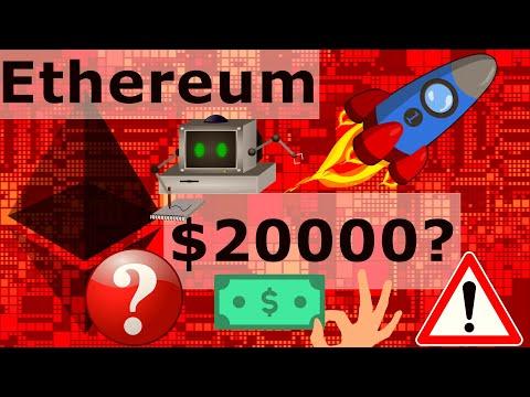 Ethereum $20000 ибо сейчас начало цикла? Вероятность обвала BTC до $5850 - НОЛЬ?