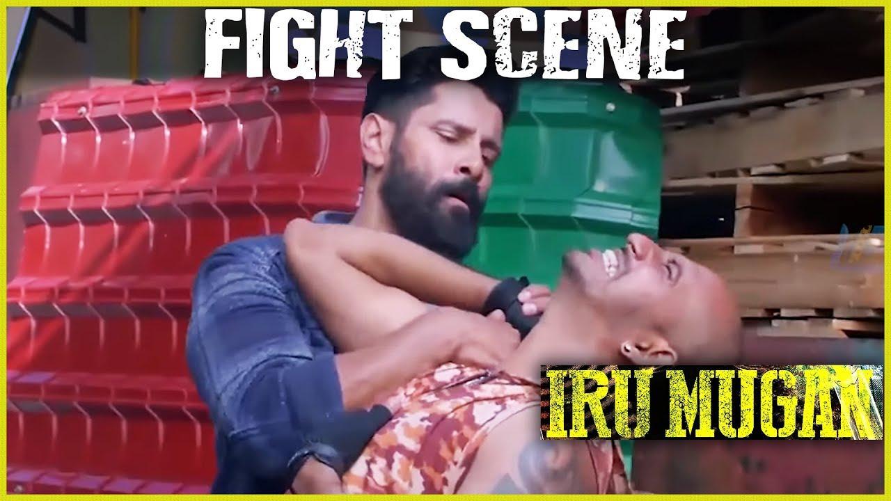 Download Irumugan - Tamil Movie | Fight Scene | Vikram, Nayantara | Harris Jayaraj