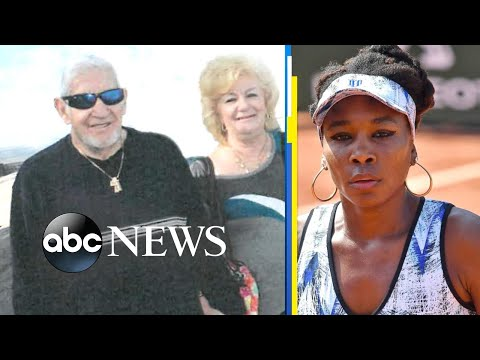New video released in fatal car crash involving Venus Williams