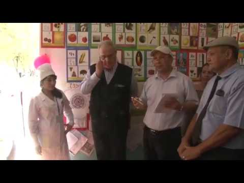 Comm Mimica -  EU Social Protection Project Tajikistan
