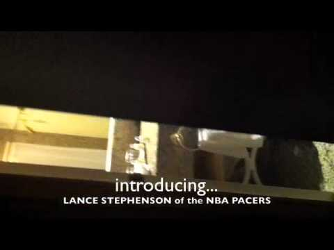 Candy Deepthroat Nba Player Lance Stephenson