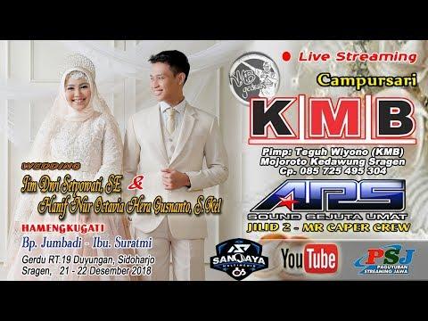 #KMB_MUSIC #SANJAYA_MULTIMEDIA #ARS_SOUND live Gerdu Duyungan 22 Desember 2018