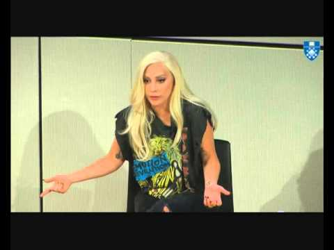 Lady Gaga Message at the Emotion Revolution Summit Yale Mp3