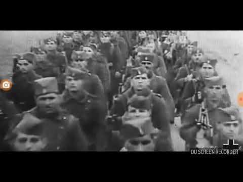 Химна Недићеве Србије:Ој Србијо мила мати