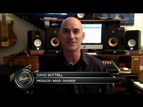 Grammy Award Winning Producer David Bottrill – Pensado's Place #246