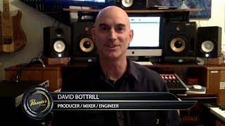 Grammy Award Winning Producer David Bottrill - Pensado's Place #246