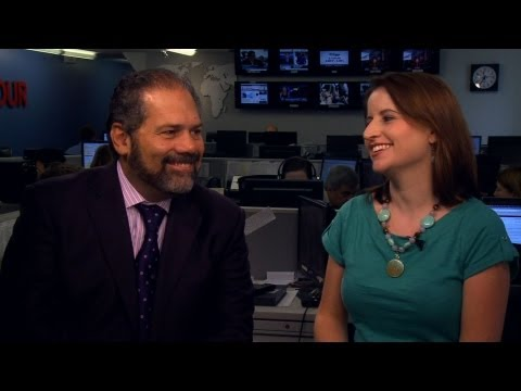 Political Checklist: Christina Bellantoni talks with Ray Suarez about voter ID laws