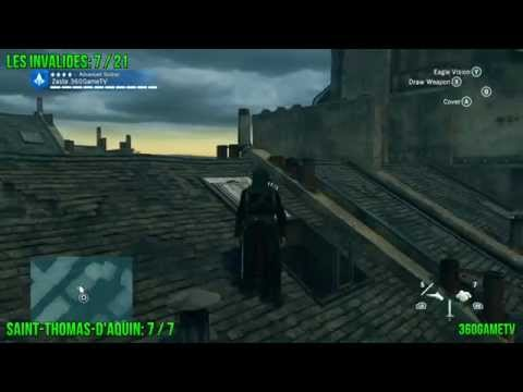 Assassins Creed Unity - All Cockade Locations - Les Invalides District - Tricolore Guide - Part 7