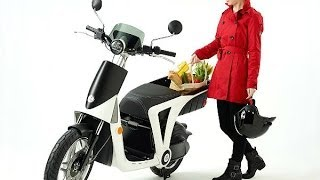 Mahindra's Electric Scooter