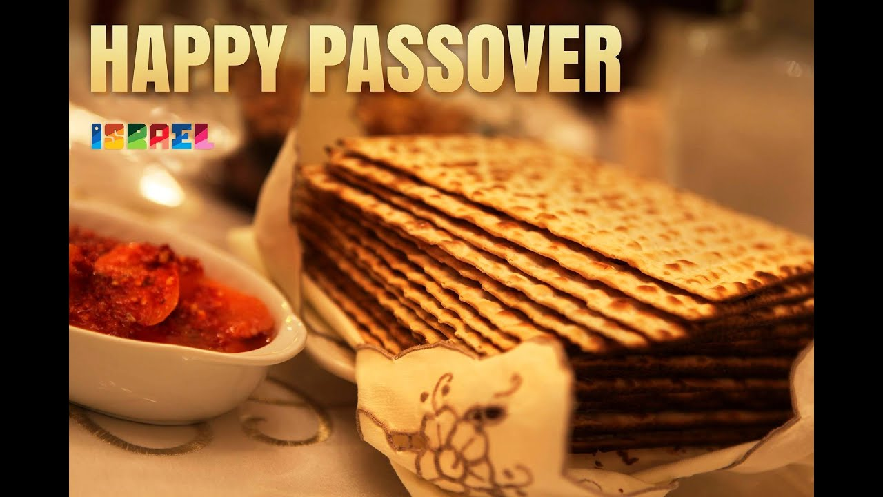 Passover Greeting Youtube