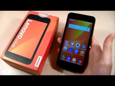 Обзор Lenovo A Plus (A1010)