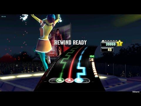 Wii - DJ Hero Gameplay Part.15 Daft Punk Record Bag