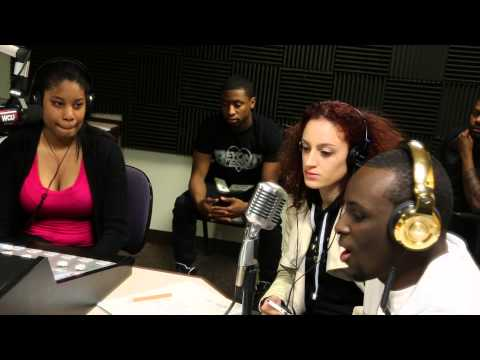 Beyond Blessed x Quon Cook on the WCUR 91.7 Radio Show