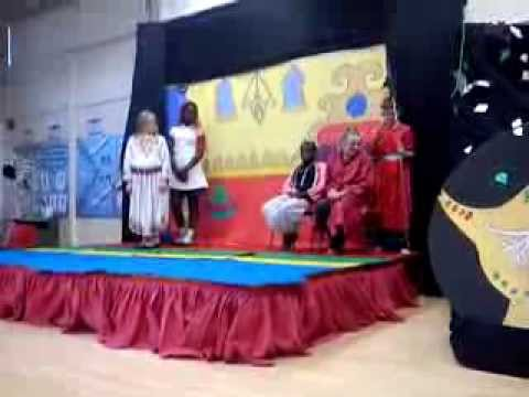 ALADDIN ~ year 6 leaver's fab performance