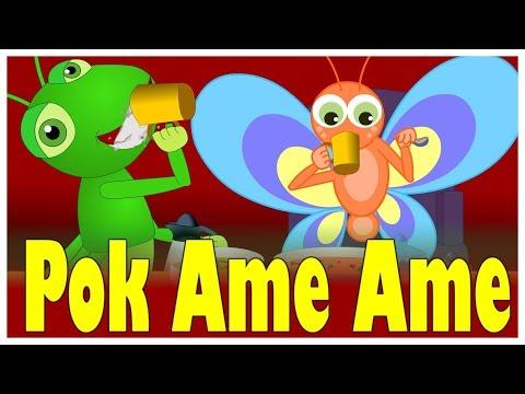 Pok Ame Ame | Versi Baru | Kumpulan 16 Minutes | Lagu Ana Anak