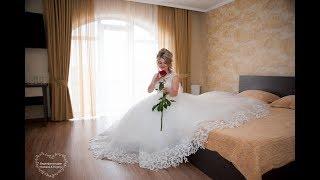 Свадебное утро милой Оксаночки.  Видео, фото свадеб Лабинск, Армавир, Майкоп 89282615604