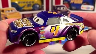 Review: Disney-Pixar Cars 3 1/55 Mattel Diecast Part 3